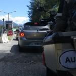 Stiekum plaatje van de Chileense grens