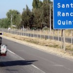 200 km op de cruise control naar Santiago