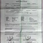 01 Sijin verklaring voor 50.000 pesos