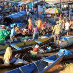 Verse vis direct te koop van de vissers