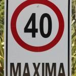 Maxima mag 40 kmh Argentina