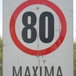Maxima mag 80 kmh Argentina