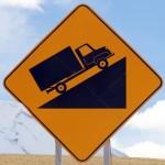 Zware klim voor vrachtwagens Chile