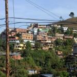 Buitenwijk van Caracas