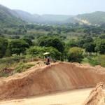 Er wordt keihard gewerkt aan de verbreding van de Ruta del Sol