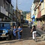 Moniquira is een (kleur)rijk plaatsje