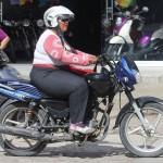 Stevige Colombiaanse bikester