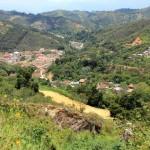 Uitlopers van de Andes