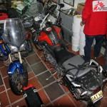 Veilig in de MSF-garage