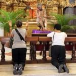 Aanbidden in Iglesia San Fransisco