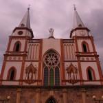 De Nuestra Señora del Rosario kerk van Moniquira
