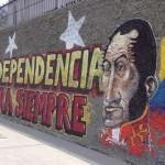 Ook Simon Bolivar is overal